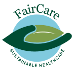 Faircare logo Sustainable Health Care